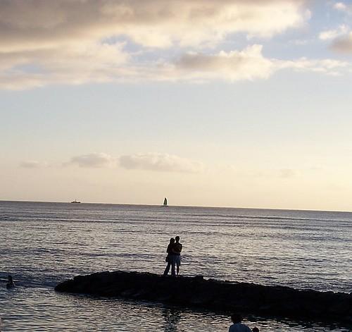 那年夏威夷的圣诞