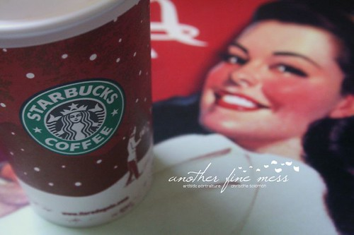 Enjoy a ...Starbucks!