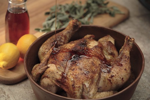 Homestyle Roast Chicken