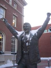 Herb Brooks Statue