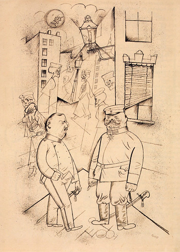 by George Grosz
