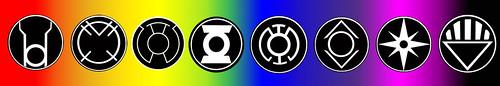 GL Corps symbols (fan art)