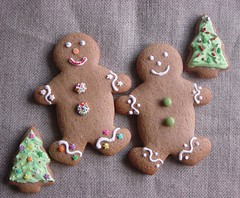 Gingerbread cookies Miss Tinguette (1)