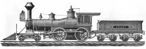 Grant 4-4-0 1873