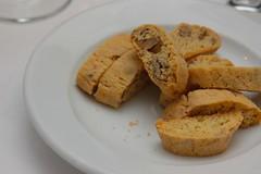pecan cornmeal biscotti