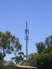 Modern Art? Modern Monstrosity? (mikecogh) Tags: tower mobile technology reception monstrosity signal controversial