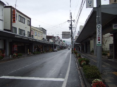 Shinano Oomachi Station