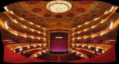 Gran Teatre del Liceu, Barcelona, Hugin panorama (equirectangular)