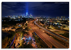 The Veins of Kuala Lumpur (DanielKHC) Tags: city longexposure urban skyline night digital interestingness high highway bravo dynamic sony explore malaysia kuala alpha range fp frontpage dri dymanic increase hdr klcc lumpur a100 blending themoulinrouge dynamicrangeincrease interestingness105 4exp tamron1118mm abigfave anawesomeshot aplusphoto danielcheong holidaysvacanzeurlaub superbmasterpiece infinestyle diamondclassphotographer bratanesque danielkhc explorefp theperfectphotographer explore15jan08