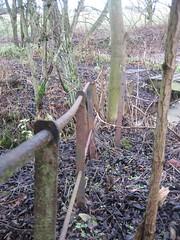 Ye Olde Fence (Corduroy Silk) Tags: fence percy kilnwick kilnwickpercyhall