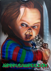 Chucky (airbrushwres) Tags: portrai