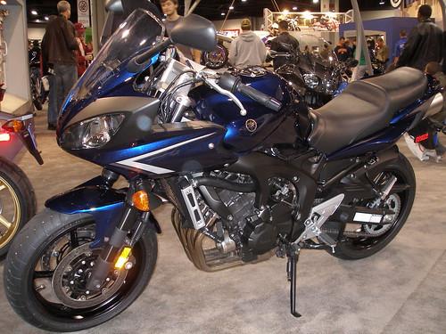 motorcycle yamaha fz6