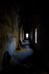 Light at the end.. (simjeelee) Tags: travel cambodia angkorwat siemreap lightattheend canon400d platinumheartaward