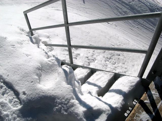 Fredda stair
