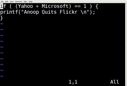 Microsoft swallows Yahoo?