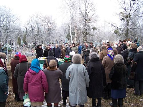 Baba Hanya's Funeral