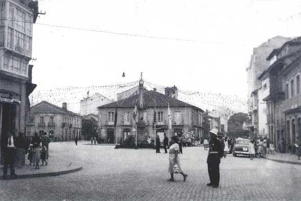 Plaza de Galicia