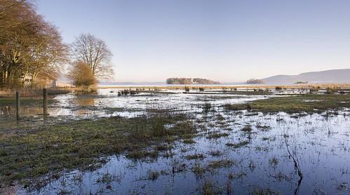 Loch Leven Marsh Pan