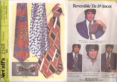 Sew your own neckties