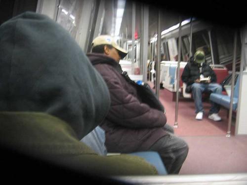 Metro riders 1