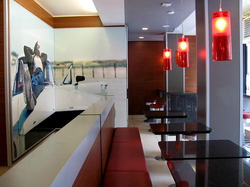 McDonalds Next to The Public Library - Interior