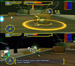 Ratchet & Clank Size Matters PS2 Multiplayer11