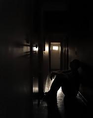 Soledad (Nilton Ramos Quoirin) Tags: brazil paran brasil alone loneliness monochromatic lonely soledad solido s fozdoiguau monocromtico sozinho diaadiabrasileiro