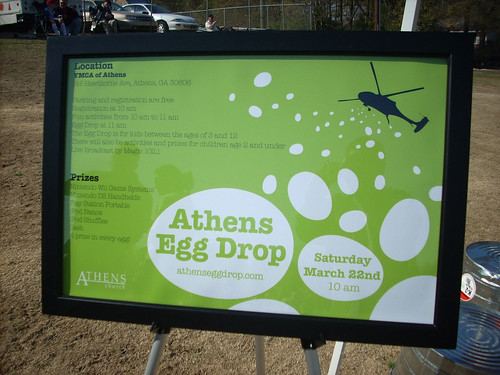 ATHENS EGG DROP 4413