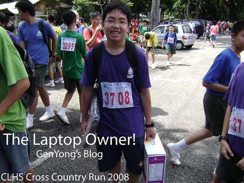Laptop Owner