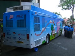 Molly - Mobile Library Bus