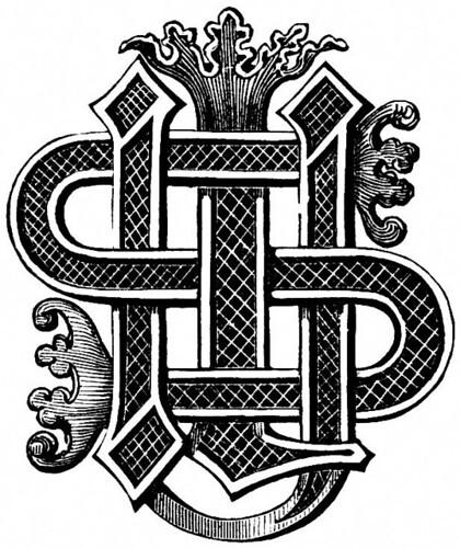 Monograma de Jesus IHS