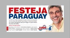 Festeja Paraguay