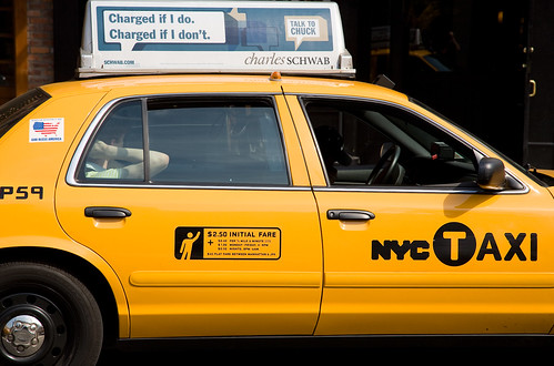 fake cab