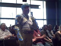 Tron Guy Talks About Geek Women