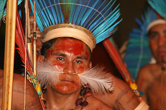 Encontro de Povos Indigenas (Ricardo_ Lima) Tags: brazil brasil indígenas do para belem pará indigenous amazonia povos