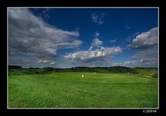 golf course Paczółtowice (Mariusz Petelicki) Tags: poland polska golfcourse hdr canonefs1022mm 3xp polegolfowe canon400d mariuszpetelicki paczółtowice krakowvalleygolfclub