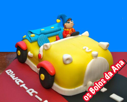 Carro do Noddy