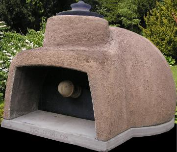 Small Wood Burning Oven