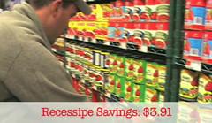 Recession + Recipe = Recessipe [video] 1