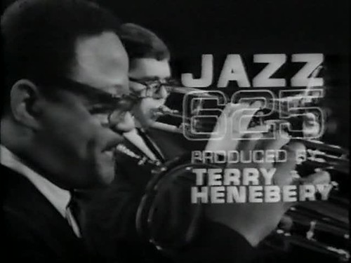 Jazz 625   Clark Terry and Bob Brookmeyer (13th October 1965) [VHSRip(XviD)] preview 4
