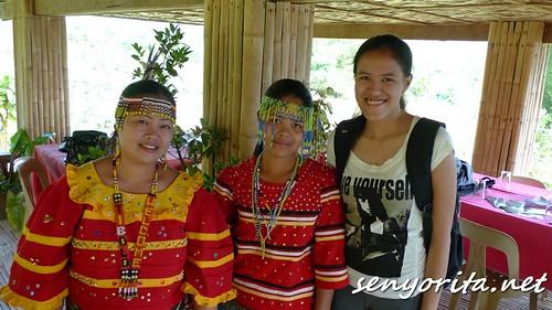 Bagobo Tribe Visit Souvenir Photo