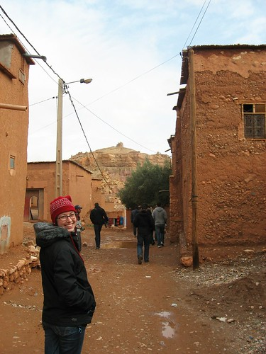 exploring Morocco village