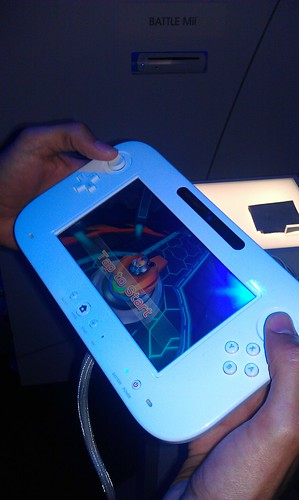 Wii U E3 2011