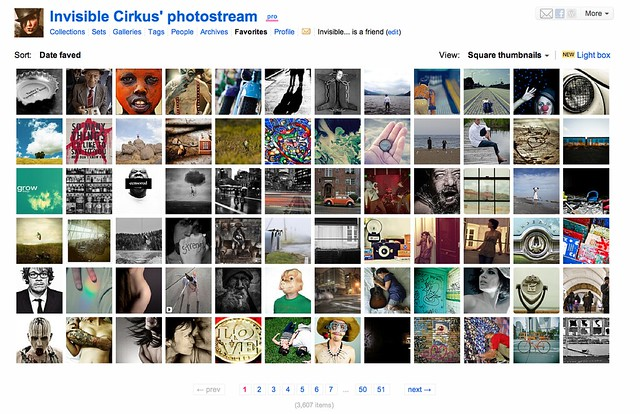 How to Browse Flickr Like a Pro 3