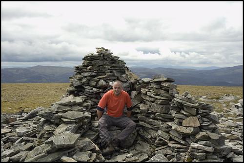 An Sgarsoch Summit Cairn II