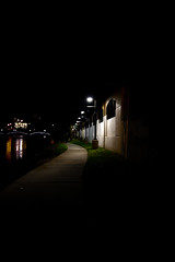 I Walk These Streets... (TerryJohnston) Tags: street city longexposure bridge urban river exposure downtown cityscape path michigan grandrapids grandriver grap saturdaynightfun amazingmich saturdayisfornightshots walkingthestreetslikeahooker iwalkthesestreets ~wevegotthepower~