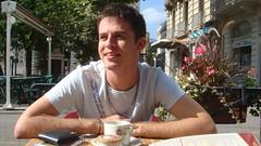 Num caf em Aix les Bains (Igor Almeida2007) Tags: les aix bains