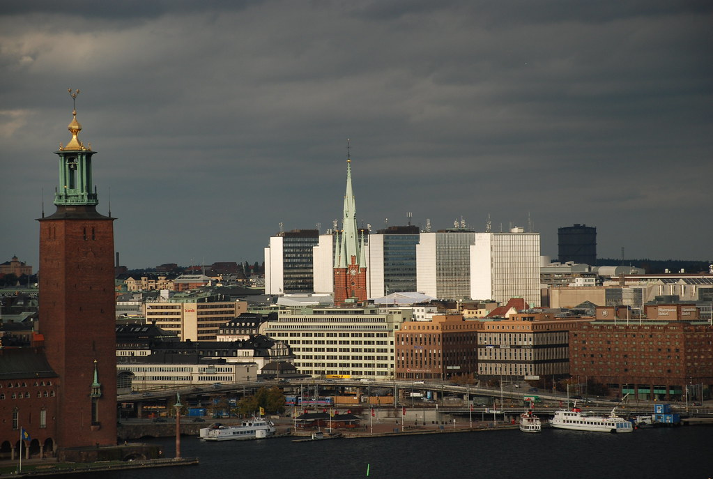 Stockholm Business District