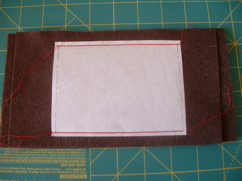 08 Sew Front Seams