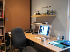 Former Wishingline Design Studio, Inc. Home Office (scottboms) Tags: canada home apple design office mac cork creative business g5 companies wishingline